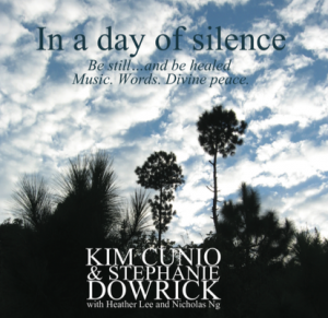 In a day of silence