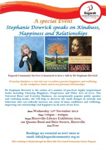 Stephanie Dowrick Nov 13