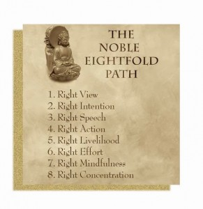 eightfold+path+or+the+4+noble+truths